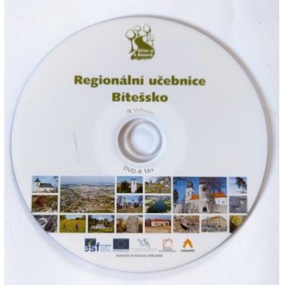 Regionální učebnice Bítešsko na CD