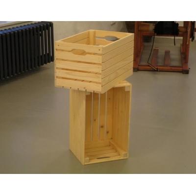 Univerzální dřevěná bedýnka