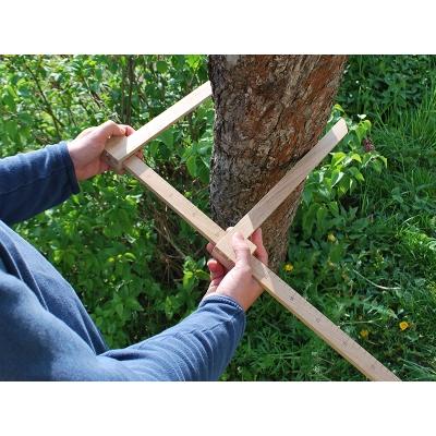 Průměrka dřevěná