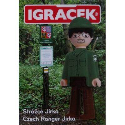 Igráček Strážce Jirka