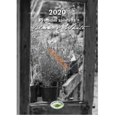 Kalendář Přírodní zahrada