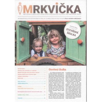 Časopis Mrkvička 2021/01