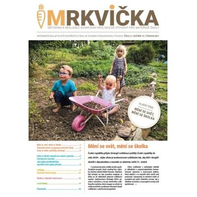 Časopis Mrkvička 2021/02